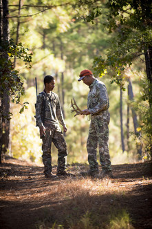 youth and adult hunt