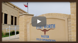 Video Fort Worth Water Department