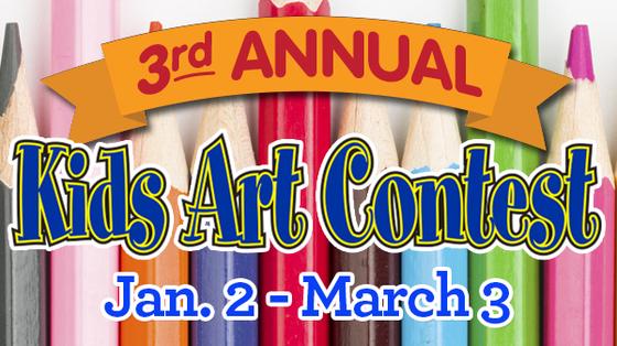 3rd Annual Art Contest