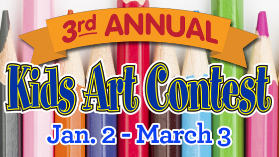3rd Annual Art Contest