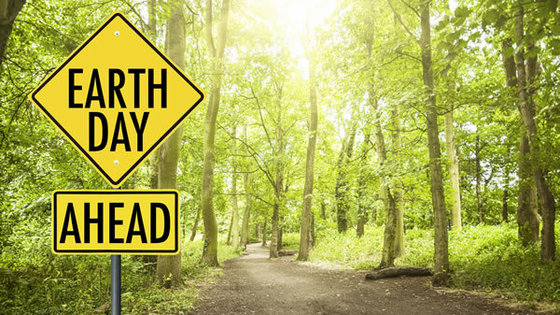 Earth Day Ahead