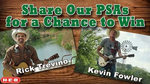 Share the PSAs for a Chance to Win