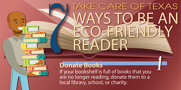 Be an Eco-Friendly Reader