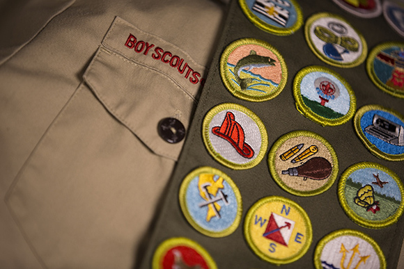 Scouts Can Earn a Take Care of Texas Patch