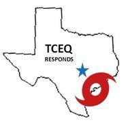 TCEQ Hurricane Response Icon