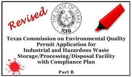 Revised RCRA Part B Application Icon