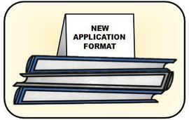 New Application Format Icon