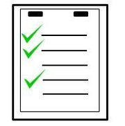 Combustion Checklist Icon