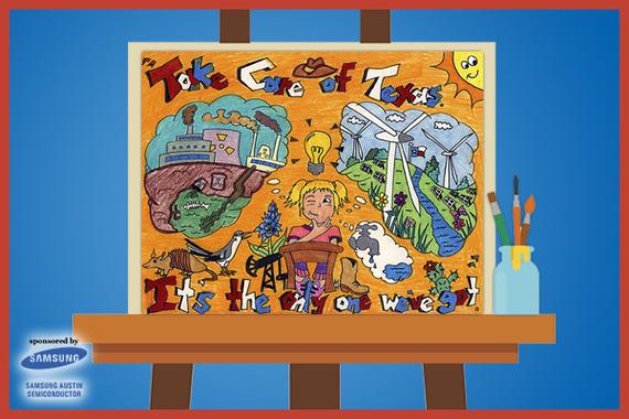 Art Contest Grand Prize Winner 2