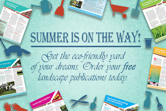 Order Your Free Landscape Publications