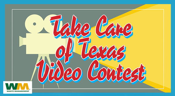 Take Care of Texas Video Contest