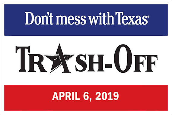 Don't mess with Texas Trash-Off
