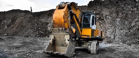heavy machine