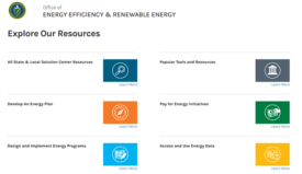 Department of Energy's State and Local Solutions Center