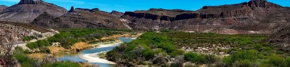 Photo of Rio Grande River