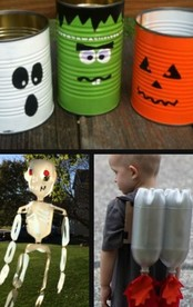 Go Green for Halloween Crafty Photo Contest