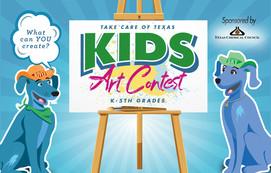 k-5 Art Contest