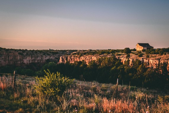 Palo Duro Canyon, Texas, USA
