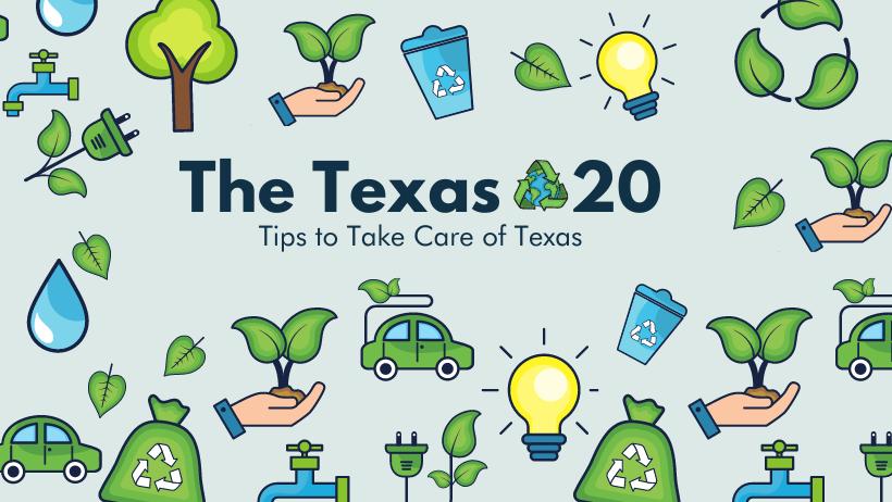 The Texas 20 Tips