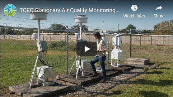 Air Monitoring Station Video Screenshot