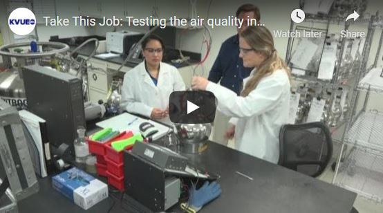 Air Monitoring Job Highlight