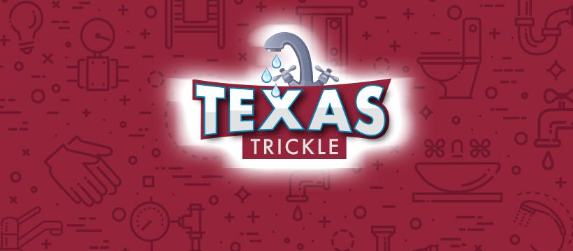 Texas Trickle Banner