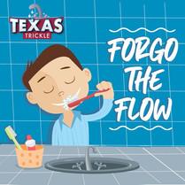 Forgo the Flow Social Media Graphic