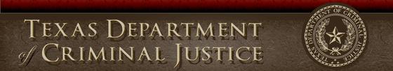 Texas Department of Criminal Justice Volunteer Services