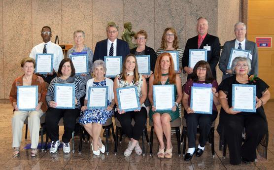 2017 Heroes for Children recipients