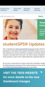 TSDS public site