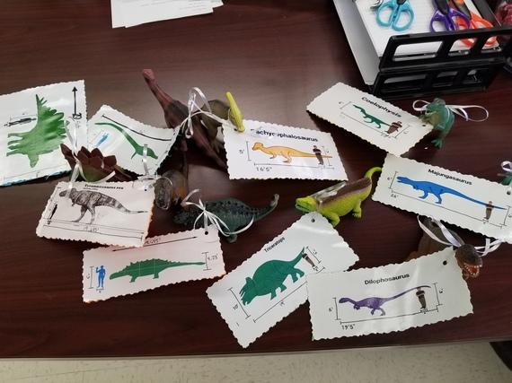 Dinosaur Mathematics Problems