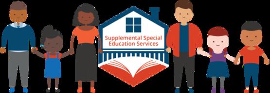 Supplemental Special Education Services website screenshot