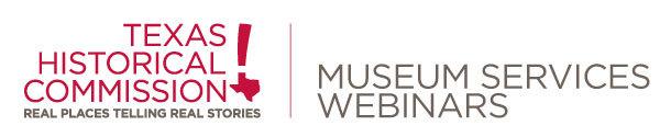 Museum Services Webinars header