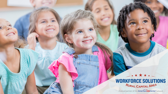 Workforce Solutions Rural Capital Area Child Care Services Program