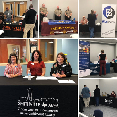 Workforce Solutions Rural Capital Area Smithville Community Job Fair