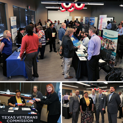 Workforce Solutions of Williamson County Round Rock Veterans Job Fair