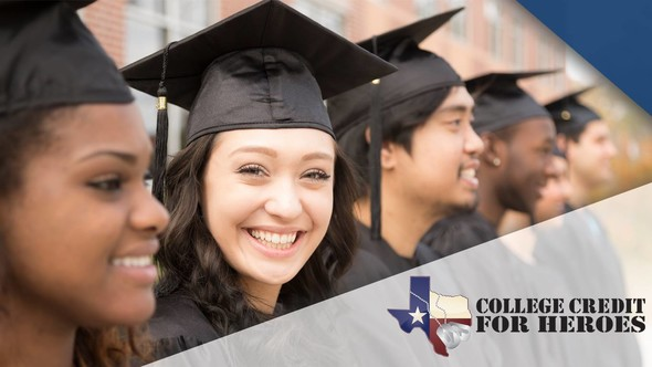Texas College Credit for Heroes