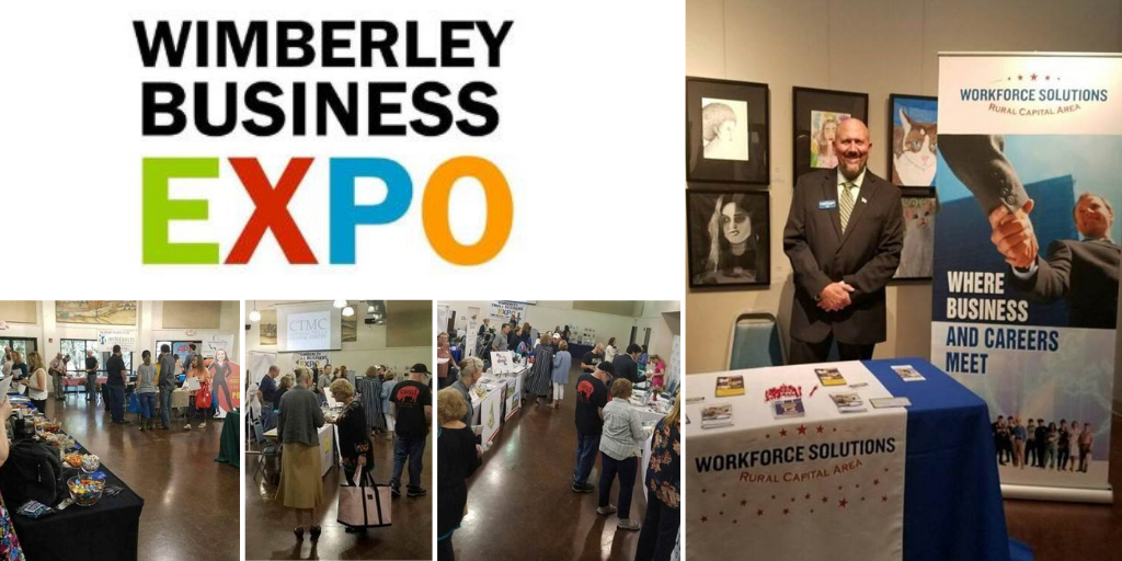 Wimberley Business Expo Event