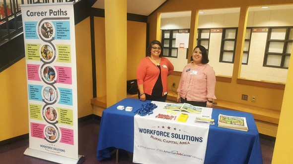 Workforce Solutions Youth Program Specialists