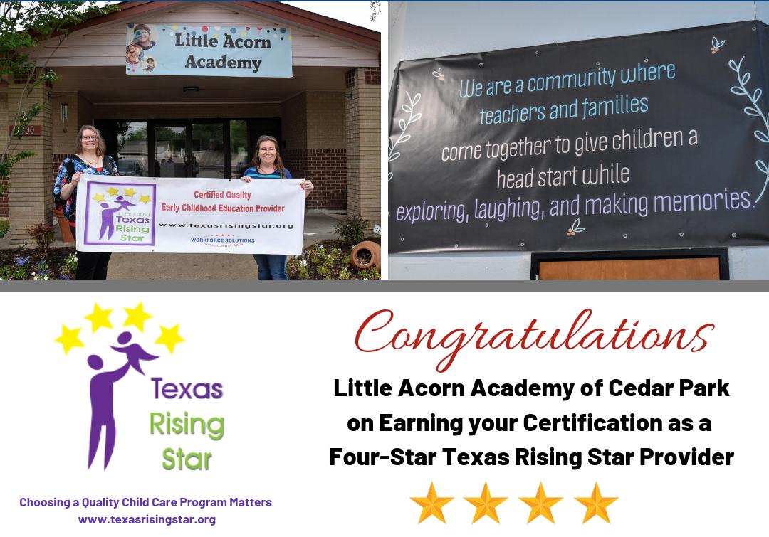 WSRCA Cild Care Services Provider Spotlight Little Acorn Academy