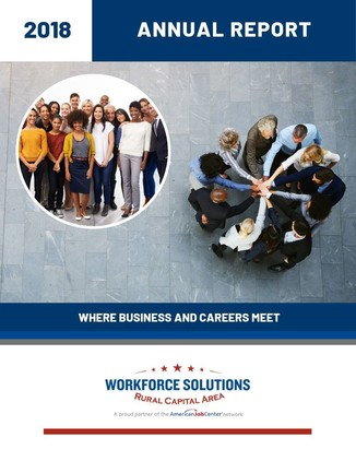 WSRCA 2018 Annual Report Cover