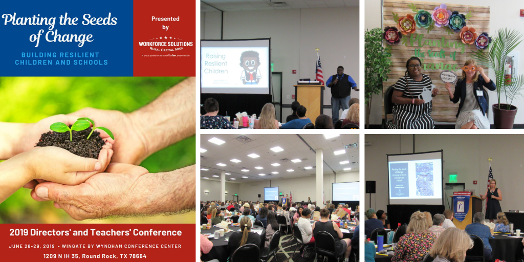 WSRCA Child Care Services Conference 2019