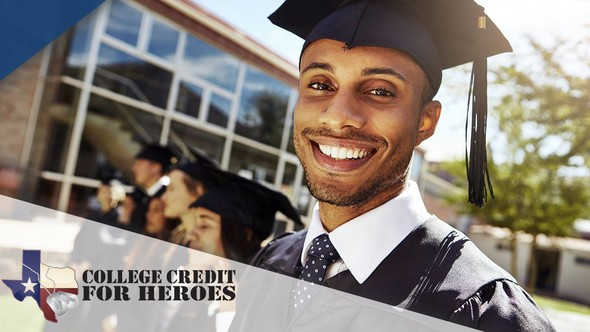 Texas College Credits for Heroes Program