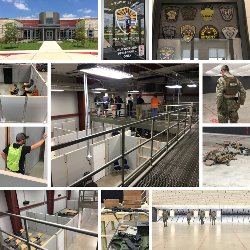 WSRCA Tours ACC Public Safety Training Center
