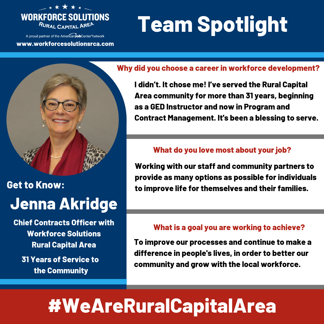 WSRCA Team Profile Jenna Akridge