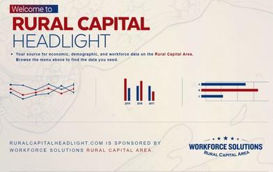 Rural Capital Area Headlight Portal