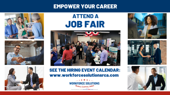 WSRCA Hiring Event Job Fair Calendar