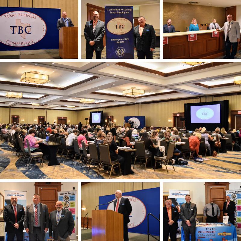 WSRCA at Texas Business Conference at Horseshoe Bay Resort