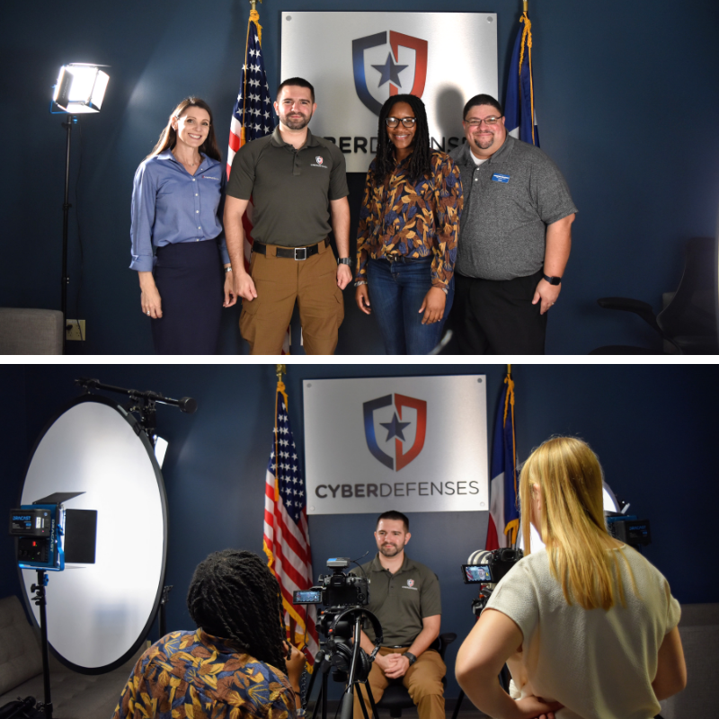 Cybersecurity Spotlight CyberDefenses KLRU American Graduate