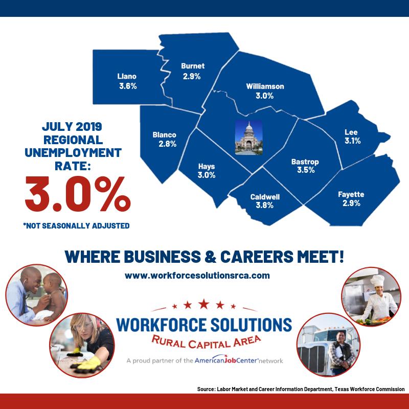 WSRCA July Labor Market Report